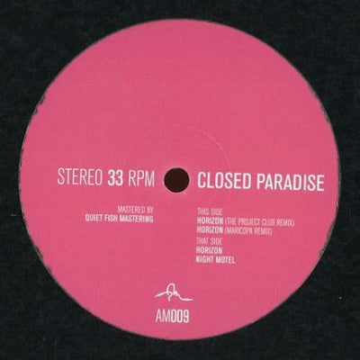 CLOSED PARADISE - Horizon