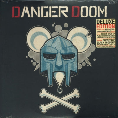 DANGERDOOM (MF DOOM & DANGERMOUSE) - The Mouse And The Mask