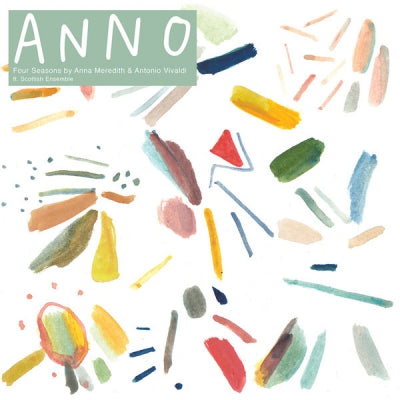 ANNA MEREDITH, ANTONIO VIVALDI, SCOTTISH ENSEMBLE - Anno