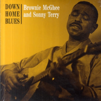 BROWNIE MCGHEE AND SONNY TERRY - Down Home Blues