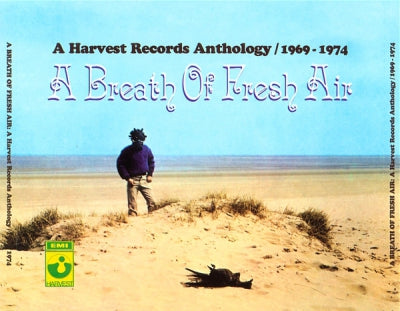 VARIOUS - A Breath Of Fresh Air: A Harvest Records Anthology / 1969-1974