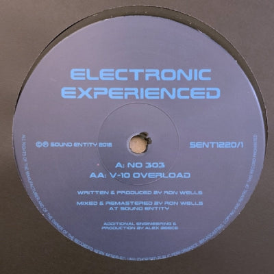 ELECTRONIC EXPERIENCED - (No. 303 /V-10 Overload/ I.Q. / More I.Q.)