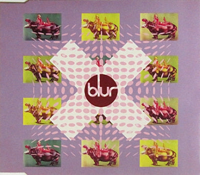 BLUR - She's So High / I Know