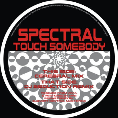 SPECTRAL - Touch Somebody