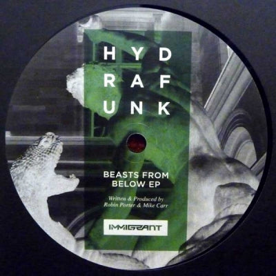 HYDRAFUNK - Beasts From Below EP