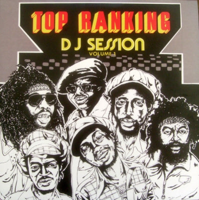 VARIOUS ARTISTS - Top Ranking DJ Session Volume 1