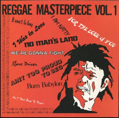 VARIOUS ARTISTS - Reggae Masterpiece Vol. 1