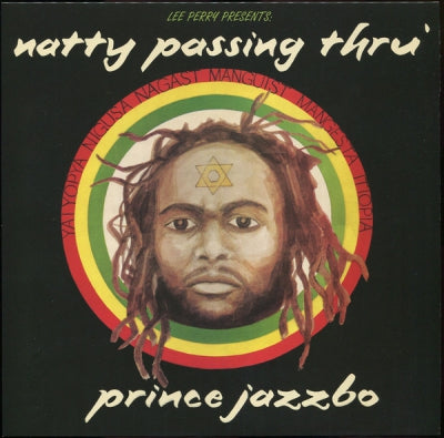 PRINCE JAZZBO - Lee Perry Presents Natty Passing Thru'