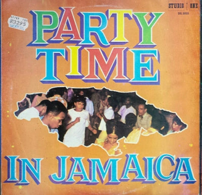VARIOUS ARTISTS - Party Time In Jamaica
