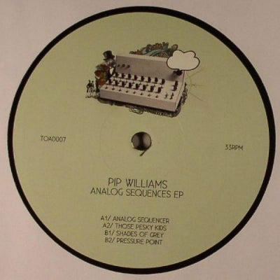 PIP WILLIAMS - Analog Sequences