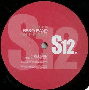 B.B. & Q. BAND - On The Beat / Starlette