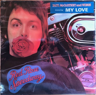 PAUL MCCARTNEY & WINGS Red Rose Speedway vinyl LP