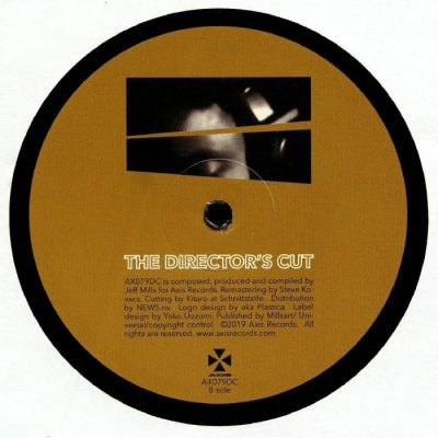 JEFF MILLS - The Director's Cut Reissue Series Chapter 2