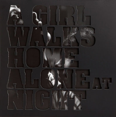 VARIOUS - A Girl Walks Home Alone At Night OST