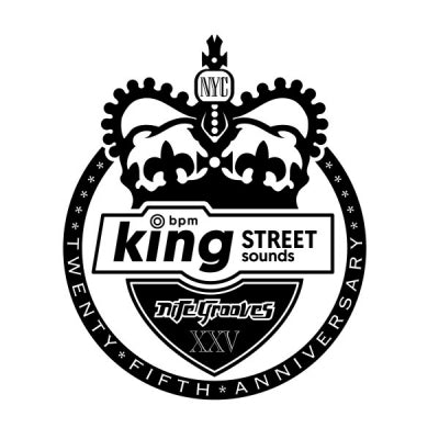 VARIOUS - King Street Sounds / Nite Grooves : 25 Years of Paradise