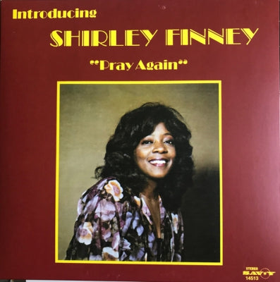 SHIRLEY FINNEY - Pray again