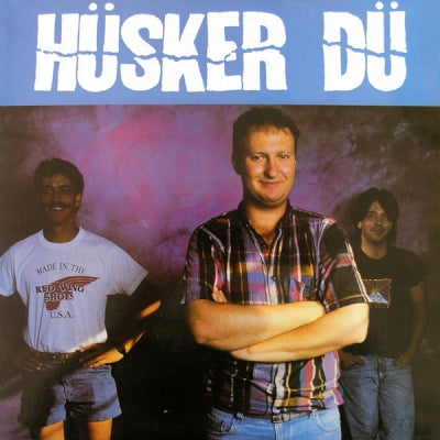 HUSKER DU - Live At The First Avenue Club, Minneapolis, 1985