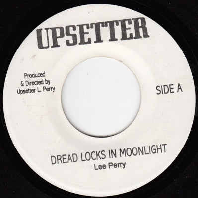 LEE PERRY - Dread Locks In Moonlight