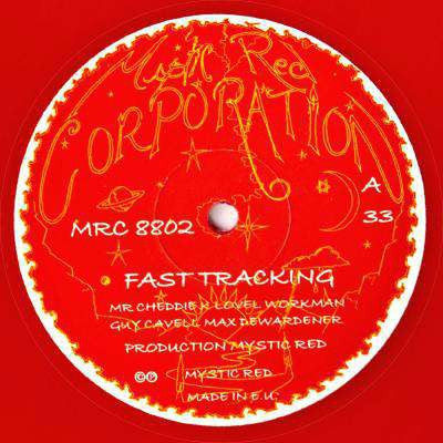 MR. CHEDDIE K / LOVEL WORKMAN / GUY CAVELL / MAX DEWARDENER - Fast Tracking / Track And Field