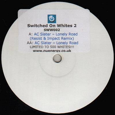 AC SLATER - Switched On Whites 2