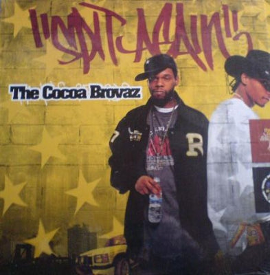 COCOA BROVAZ - Spit Again / Tools Of The Trade