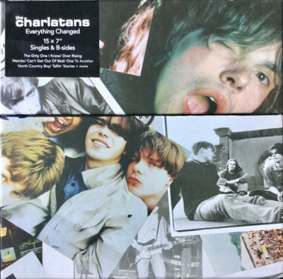 THE CHARLATANS - Everything Changed