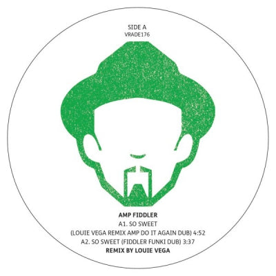 AMP FIDDLER / PROFESSOR FEATURING NDU SHEZI & THEBE - So Sweet / Unobenga (Louie Vega Remixes)