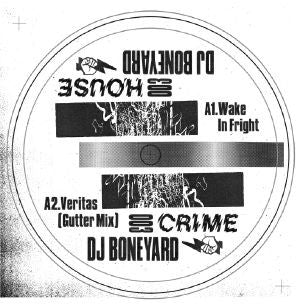 DJ BONEYARD - House Crime Vol.3