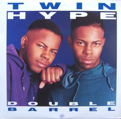 TWIN HYPE - Double Barrel (EP)