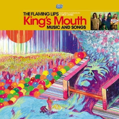 THE FLAMING LIPS - King's Mouth - Music And Songs