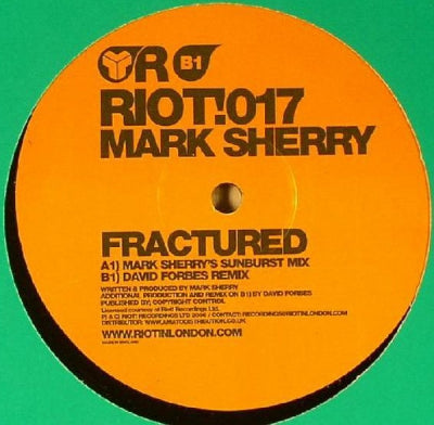 MARK SHERRY - Fractured