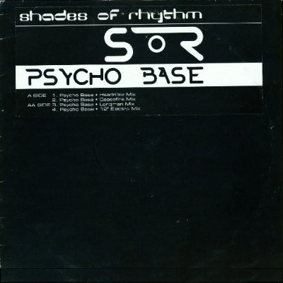 SHADES OF RHYTHM - Psycho Base