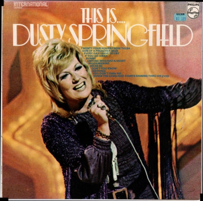 DUSTY SPRINGFIELD - This Is... Dusty Springfield