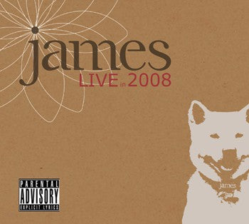 JAMES - Live In 2008