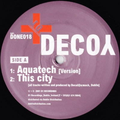 DECOY - This City Has Lost Its Way