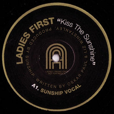 LADIES FIRST - Kiss The Sunshine
