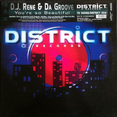 DJ RENE & DA GROOVE - You're So Beautiful