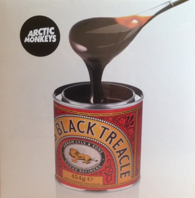 ARCTIC MONKEYS / RICHARD HAWLEY & DEATH RAMPS - Black Treacle
