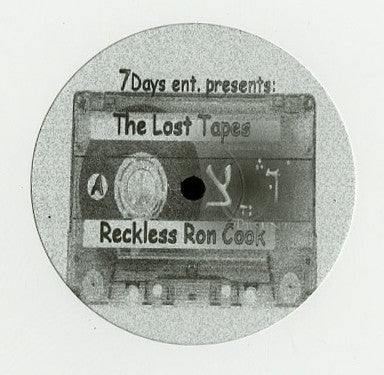 RECKLESS RON COOK - The Lost Tapes