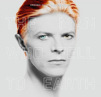 VARIOUS - The Man Who Fell To Earth - Original Soundtrack Recording