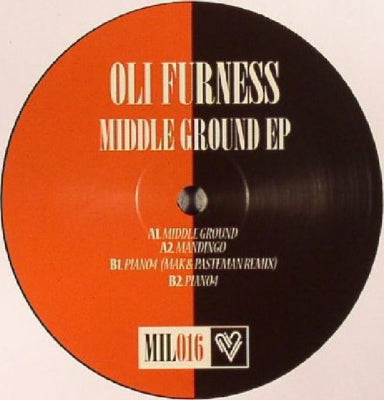 OLI FURNESS - Middle Ground EP