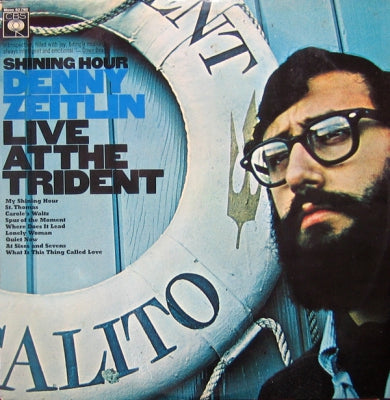 DENNY ZEITLIN TRIO - Shining Hour - Live At The Trident