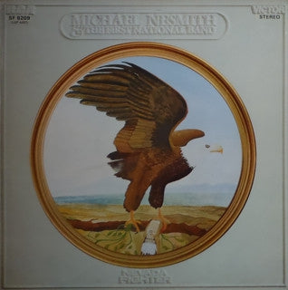 MICHAEL NESMITH & THE FIRST NATIONAL BAND - Nevada Fighter