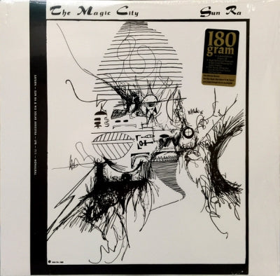 SUN RA AND HIS SOLAR ARKESTRA - The Magic City