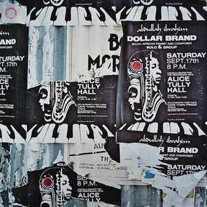 ABDULLAH IBRAHIM / DOLLAR BRAND - The Journey Featuring Don Cherry.