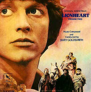 JERRY GOLDSMITH - Lionheart Volume Two (Original Motion Picture Soundtrack)