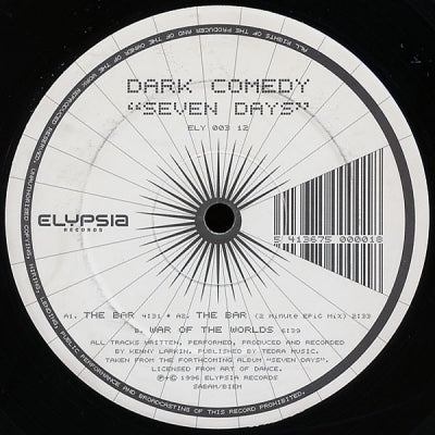 DARK COMEDY - Seven Days