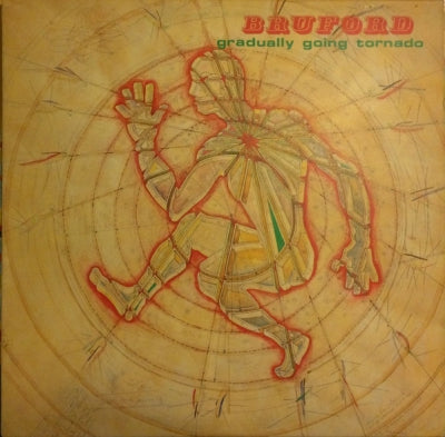 BRUFORD - Gradually Going Tornado
