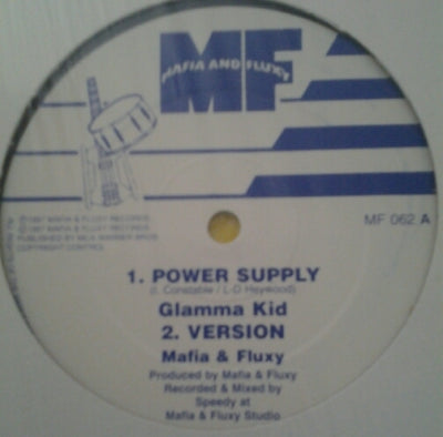 GLAMMA KID - Power Supply