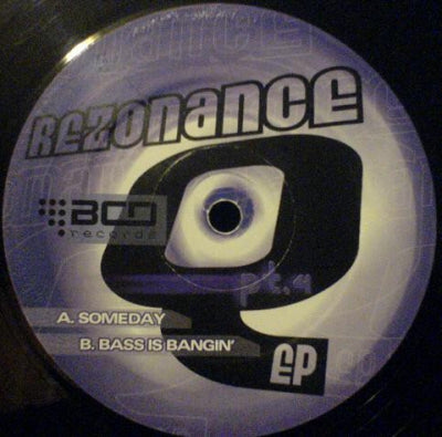 REZONANCE Q - Someday / Bass Is Bangin'
